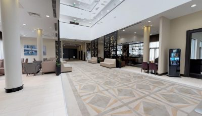 Hotel Ejemplo 3D Model