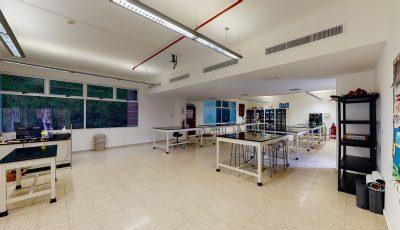 Lab Biología 3D Model