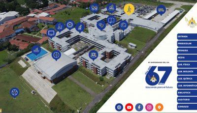 Instituto Justo Arosemena 3D Model